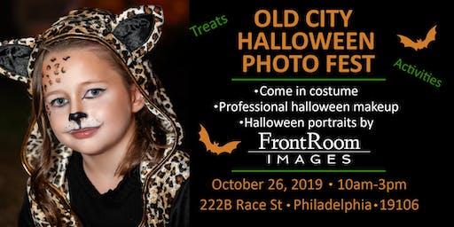 Old City Halloween Photo Fest