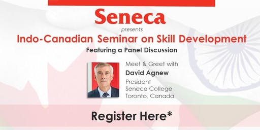 Indo Canadian Seminar on Skill Development
