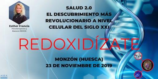SALUD 2.0, EL DESCUBRIMIENTO MÁS REVOLUCIONARIO DEL SIGLO XXI (HUESCA)
