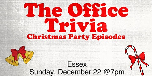 The Office Trivia: Christmas Party Episodes