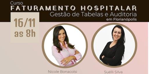 Faturamento Hospitalar - Gestão de Tabelas e Auditoria