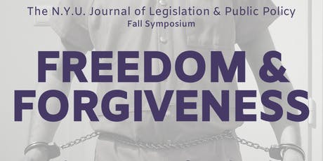Freedom & Forgiveness: The Future of Federal Clemency Reform tickets