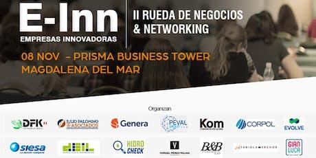 E-Inn: II Rueda de Negocios & Networking tickets