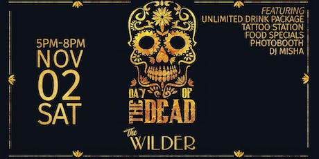 Day Of The Dead At The Wilder tickets