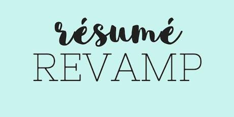 [WEBINAR] Revamping Your Teacher Resume tickets