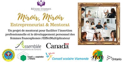 Lancement Miroir, Miroir - Windsor - Launch !