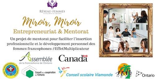 Lancement Miroir, Miroir - Windsor - Launch !