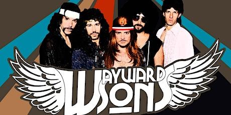 WAYWARD SONS tickets
