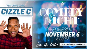 The HUB presents Clean Comedy Night