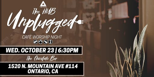 The HUB Unplugged Worship Night