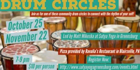 Drum Circle  tickets