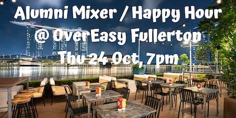 Alumni Mixer / Happy Hour @ OverEasy Fullerton tickets
