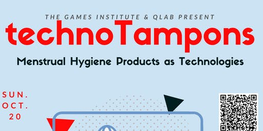 technoTampons: Menstrual Hygiene Products Technology-Dr. Milena Radzikowska