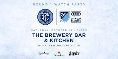 MLS Playoff Round 1 Watch Party tickets