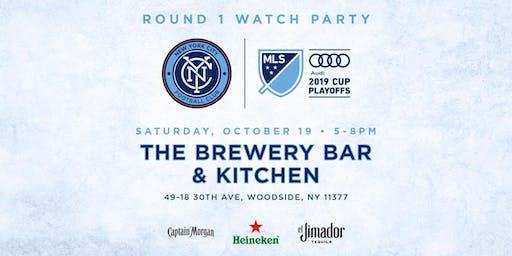 MLS Playoff Round 1 Watch Party