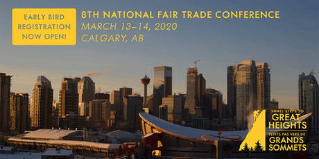8th National Fair Trade Conference tickets