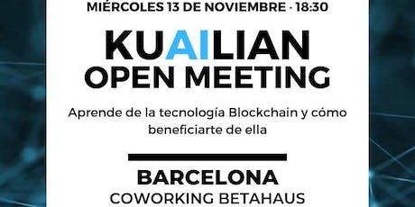 Evento Blockchain Barcelona entradas