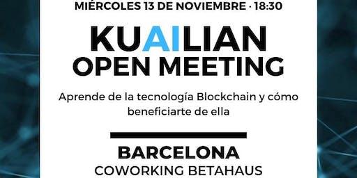 Evento Blockchain Barcelona