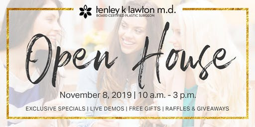 First Annual Open House
