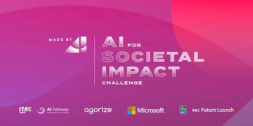 AI Societal Impact by ITAC, Microsoft, RBC and Agorize