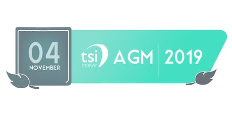 tsiMORAY AGM 2019 tickets