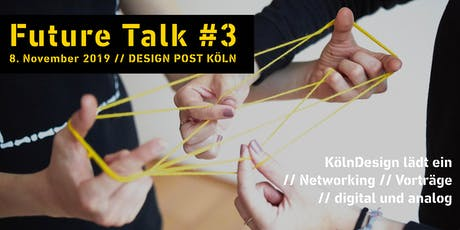Future Talk #3: Networking Tickets