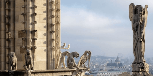 GIS Day 2019 - In the Shadows of Notre Dame
