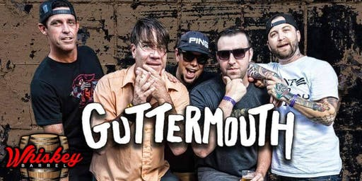 Guttermouth w/ The Line at The Whiskey Barrel