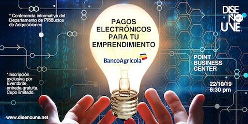 Pagos Electrónicos para tu Emprendimiento