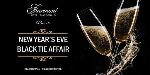 New Year's Eve Black Tie Affair