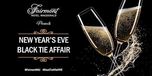 New Year's Eve Black Tie Affair
