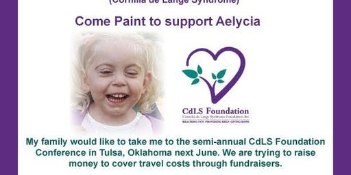 Paint for Aelycia Fundraiser