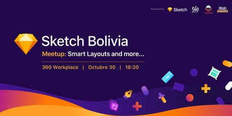 Sketch Bolivia - Meetup: Smart Layouts and more... entradas