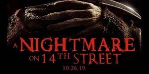 Halloween Oct. 26th at Up&Down: A Nightmare on 14th...