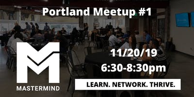 Portland Home Service Professional Networking Meetup  #1