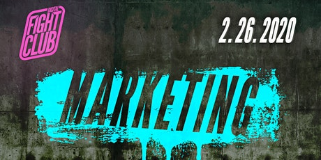 Digital Fight Club: Marketing 2020 tickets