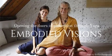 Embodied Visions: Opening the doors of perception through Yoga tickets