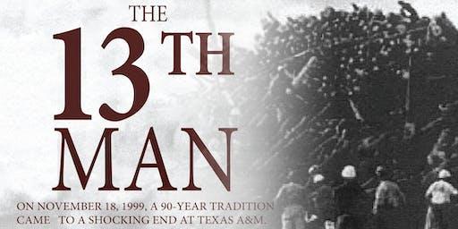 The 13th Man Documentary Meet & Greet