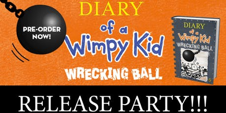 WRECKING BALL Release Party! tickets