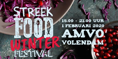 Winter Streek FOOD Festival tickets
