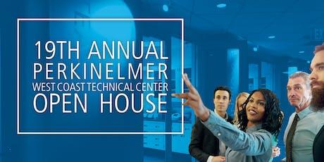 19th Annual PerkinElmer West Coast Tech Center Open House tickets