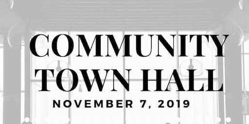Delta Regional Community Town Hall