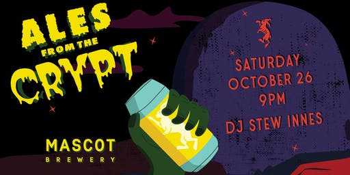 ALES from the CRYPT III // Halloween at Mascot King