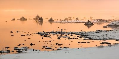 Winter Photography at Mono Lake Field Seminar