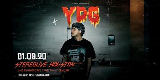 YDG - Stereo Live Houston