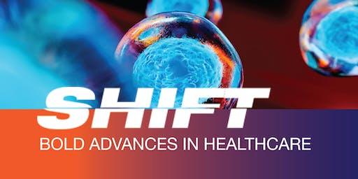 TEDxABQ Salon  SHIFT/ Bold Advances in Healthcare