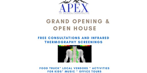 Grand Opening - Apex at Jackson Chiropractic