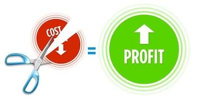 Increase Profitability and Decrease Expenses