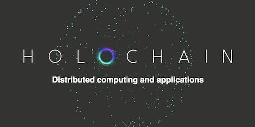Holochain Apps Exploration Adriaan