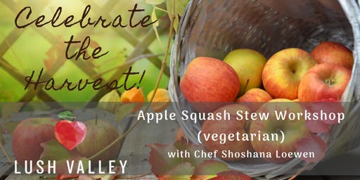 Harvest Apple Squash Stew
